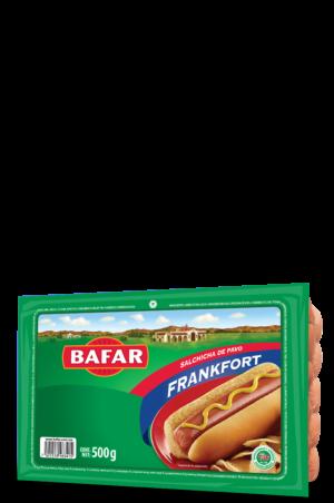 Salchichas de Pavo Frankfort 500g