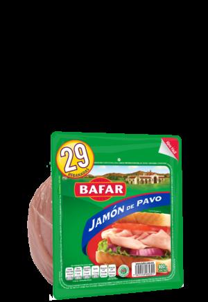 Jamón de Pavo 400 g