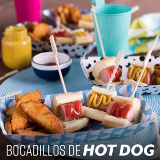 Bocadillos de Hot Dog