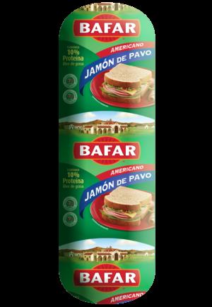 Jamón de Pavo