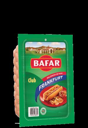 Salchicha de Pavo Frankfort Club